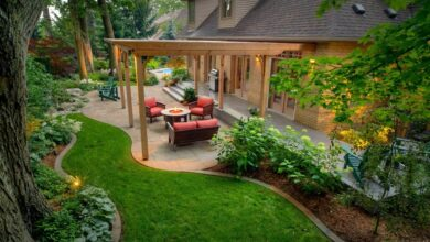 Bahçe Düzenleme ve Bahçe Örnekleri