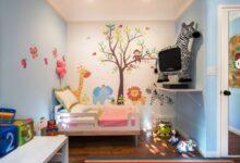 Çocuk Odası Dekorasyonları