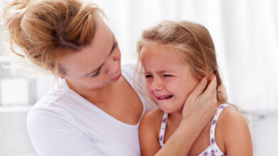 Çocuklarda Anne Babadan Ayrılma Korkusu